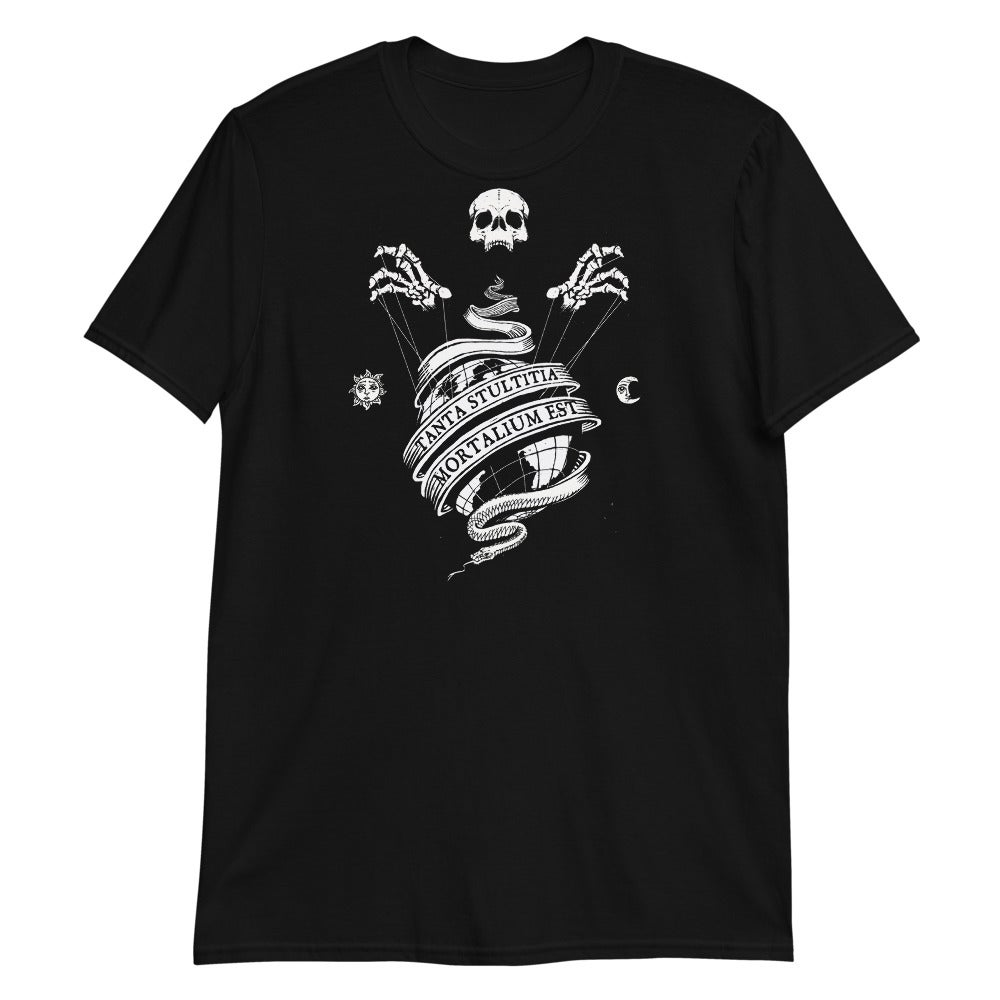Image of Foolishness of Mortals, Short-Sleeve Unisex T-Shirt