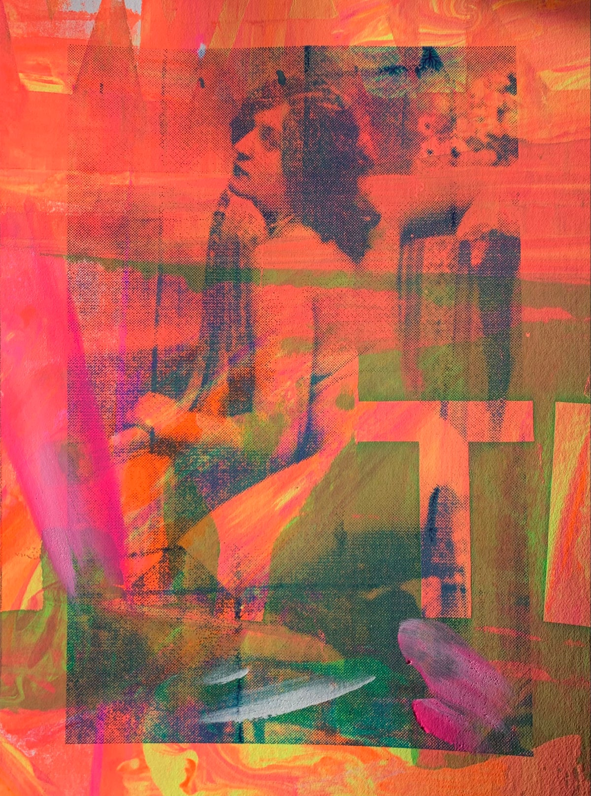Image of Neon Nude 6