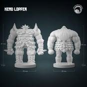 Image of Head Lopper: Norgal & Berserkr Mini Figs Set!