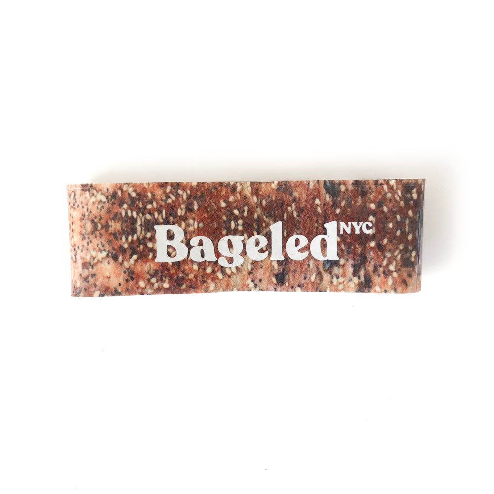 Image of Bageled NYC Grip Tape