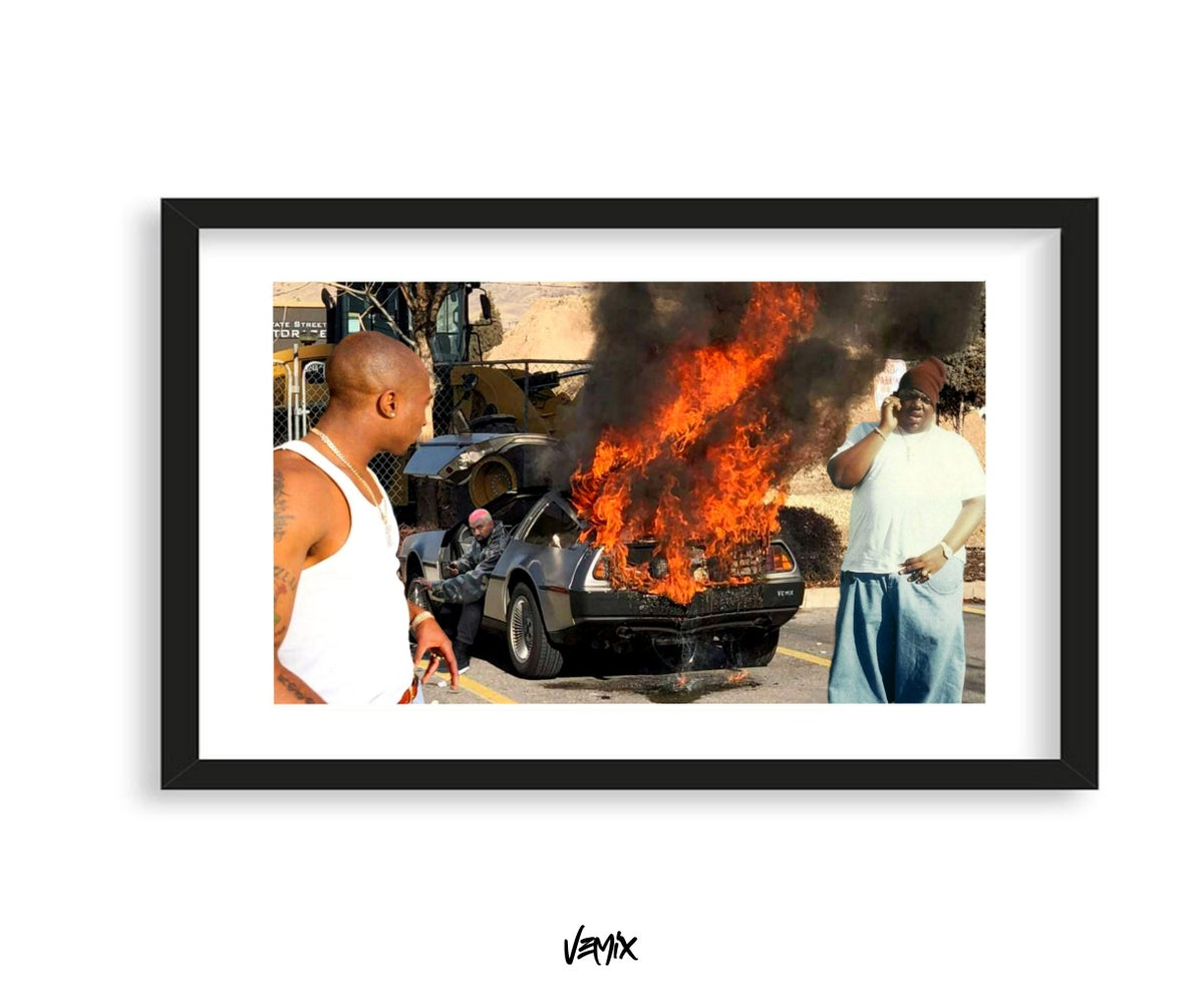 Image of 88 & Heartbreak - Print/Tee