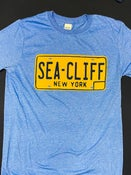 Image of Sea Cliff License Plate Tee