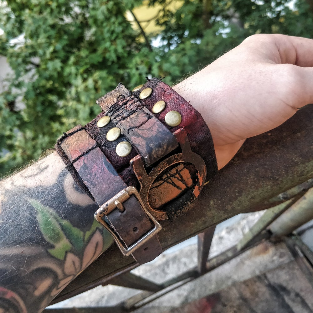 Image of Steampunk  cuff