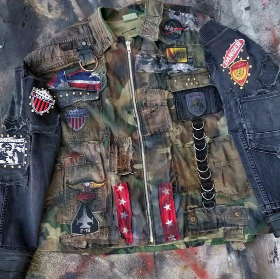 Image of Soldier of Metal jacket