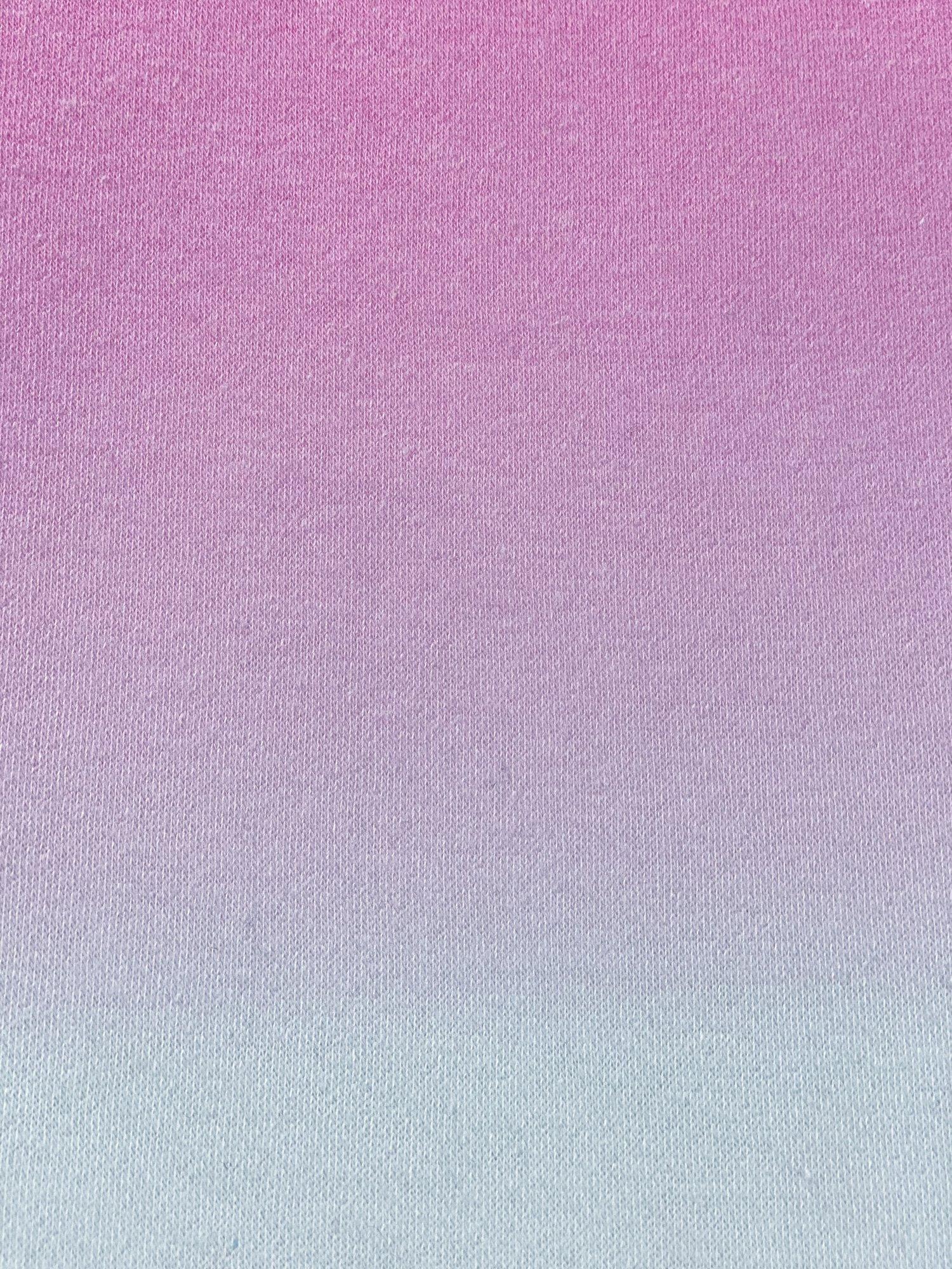 Image of Pink Dip Dye Hoodie