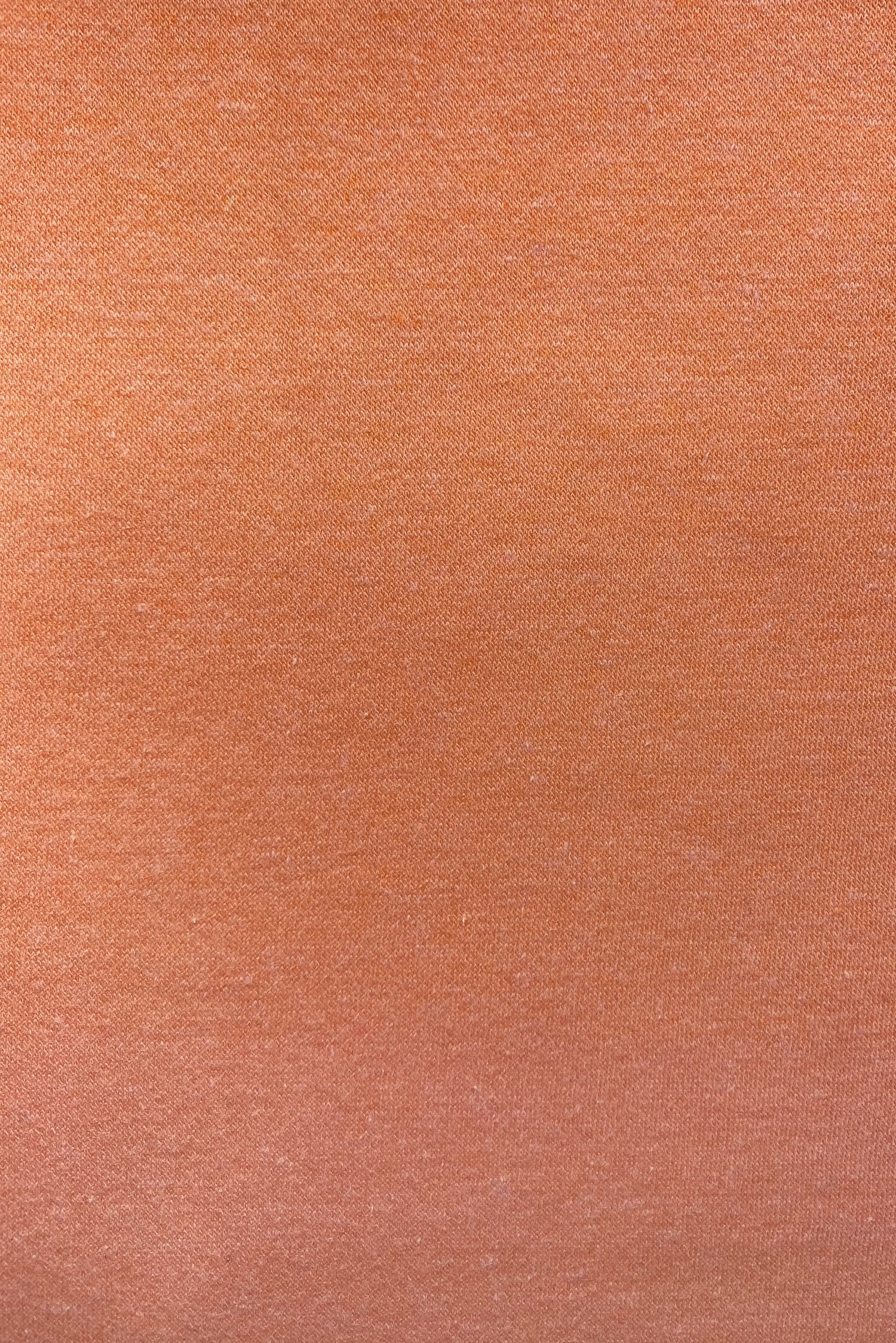Image of Peach Dip Dye Hoodie