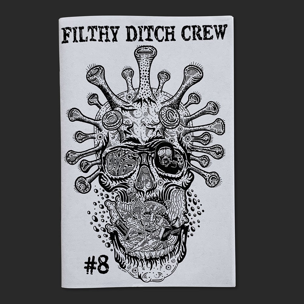 Image of Filthy Ditch Crew #8