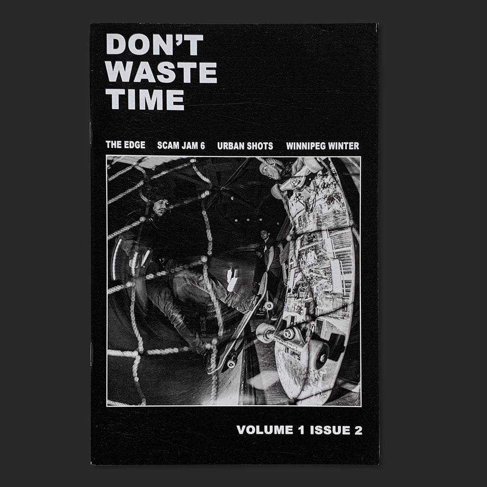 Image of Don't Waste Time - volume 1 issue 2