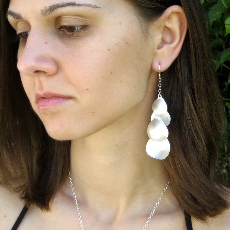 Image of Petal Series Earrings, RAM828E