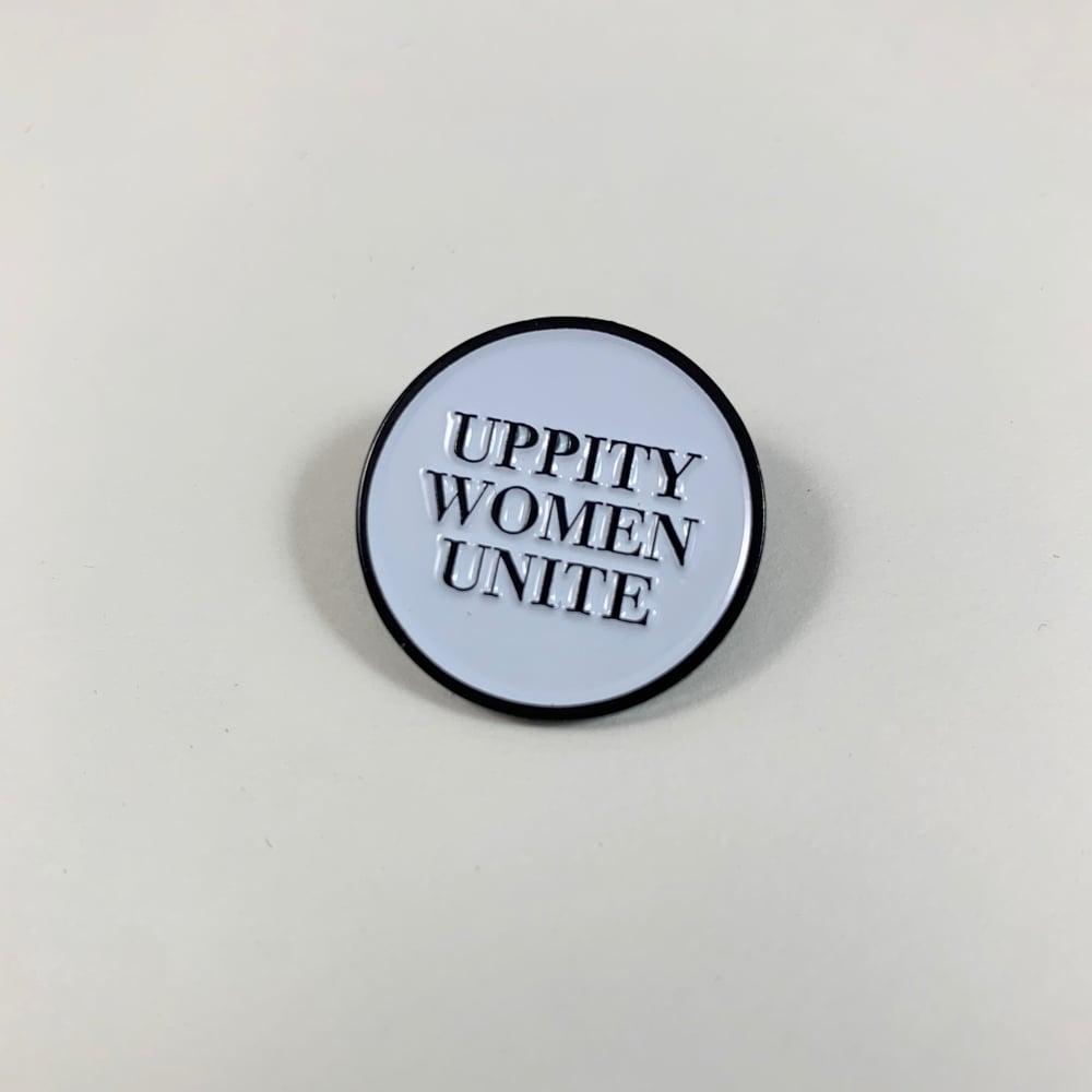 Image of Uppity Women Pin
