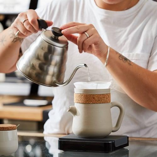 Image of Frido - small drip coffee maker
