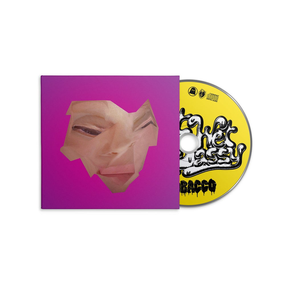 "Image of TOBACCO ""Hot Wet & Sassy"" CD"