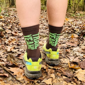 Image of Trail Yeah! Socks