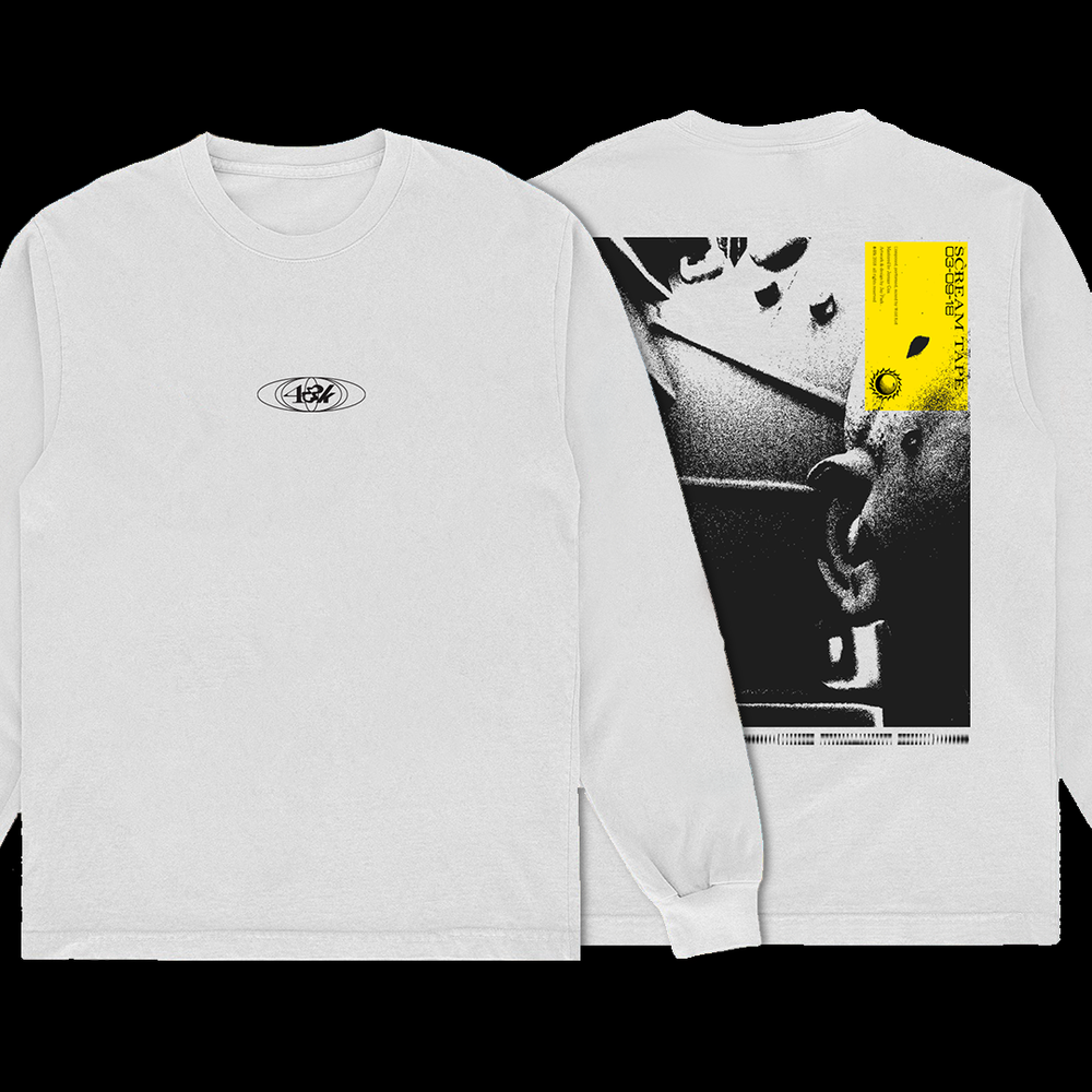 Image of 'Scream Tape' EP Long Sleeve