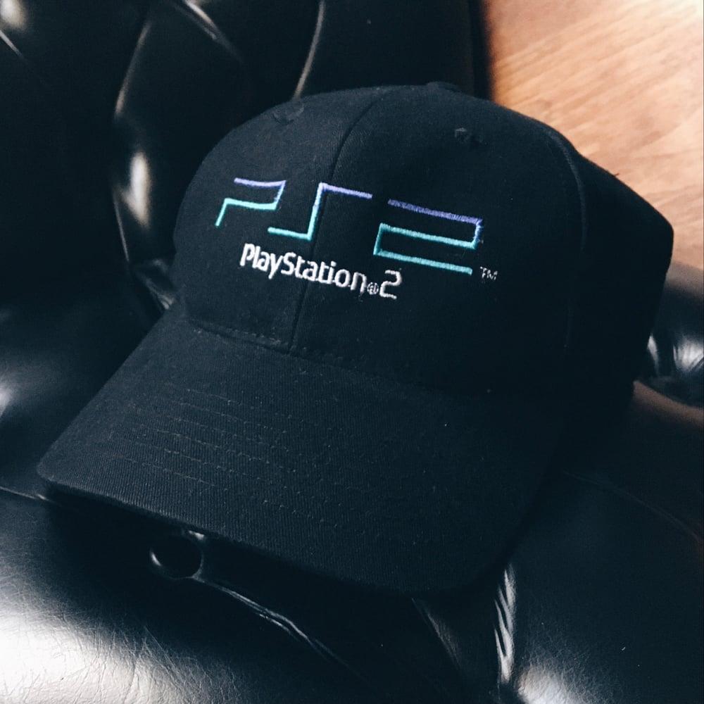 Image of Original 2000 Sony PS2 Hat.