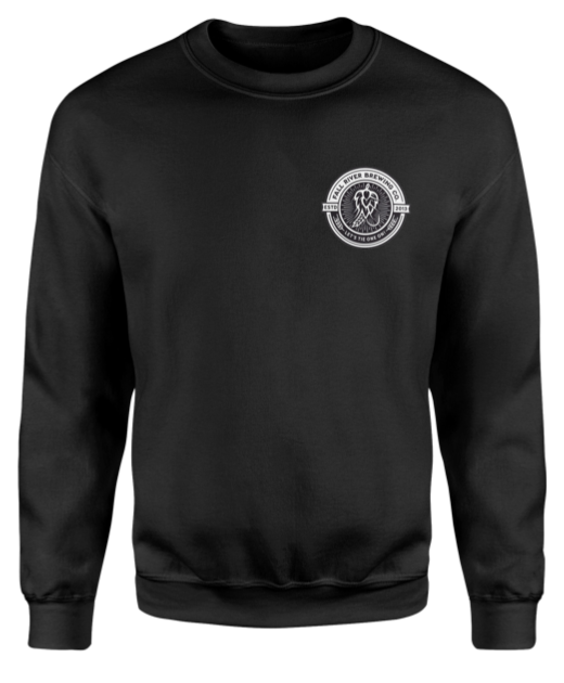 Image of Hop Fly Sweatshirt - Black