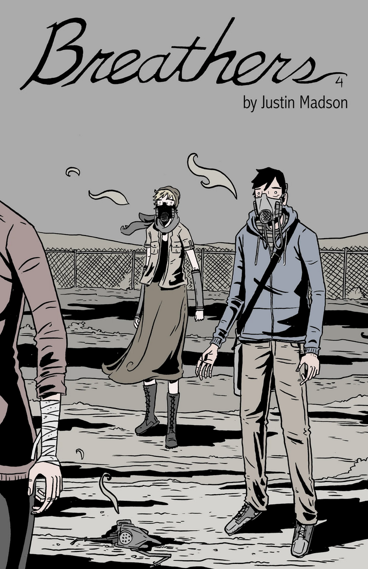 Image of BREATHERS #4 (COVER A)