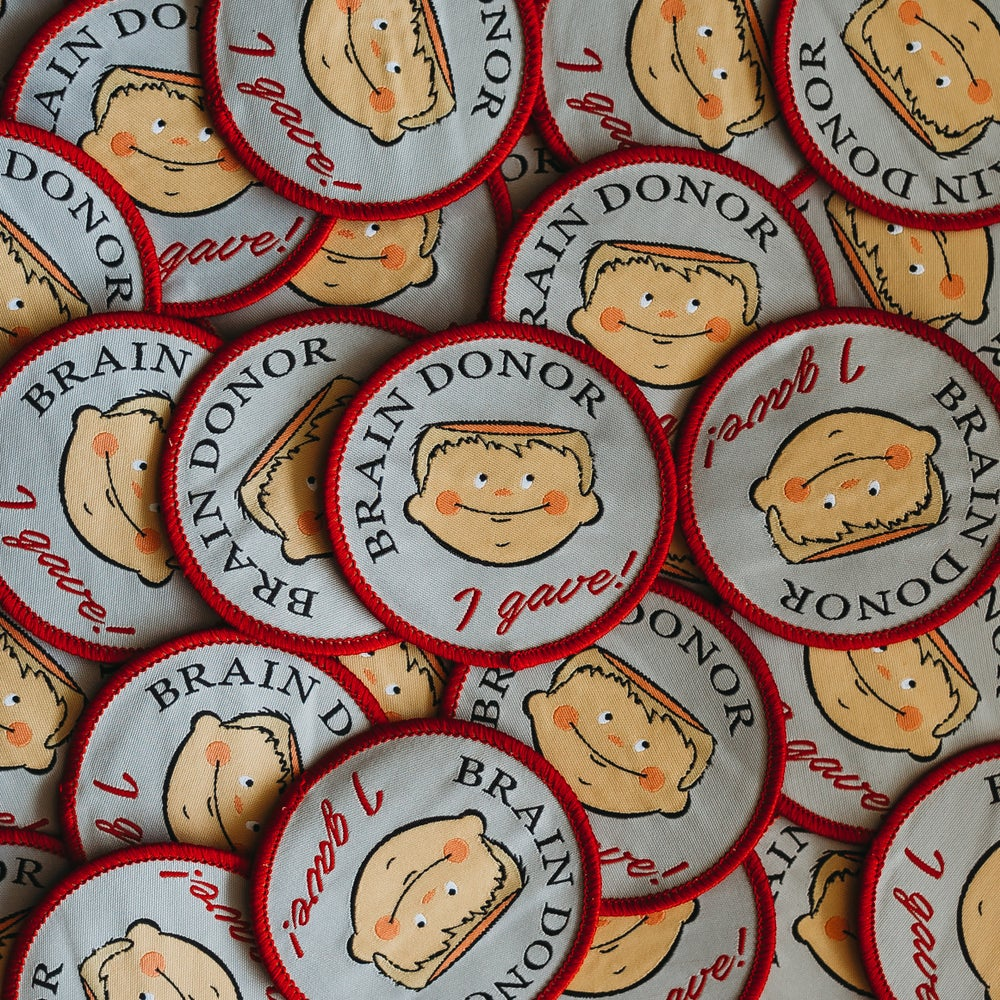 Image of Brain Donor Patch