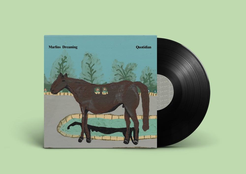 Image of Quotidian LP Vinyl (180g)