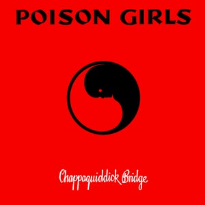 Image of POISON GIRLS - Chappaquiddick Bridge LP
