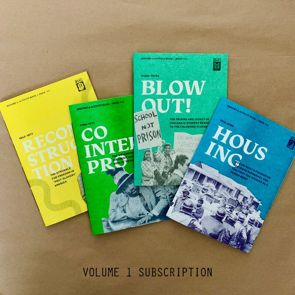 Image of Vol. 1 Subscription
