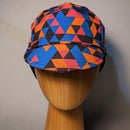 Image 2 of Cycling cap - Softshell geometric winter cap