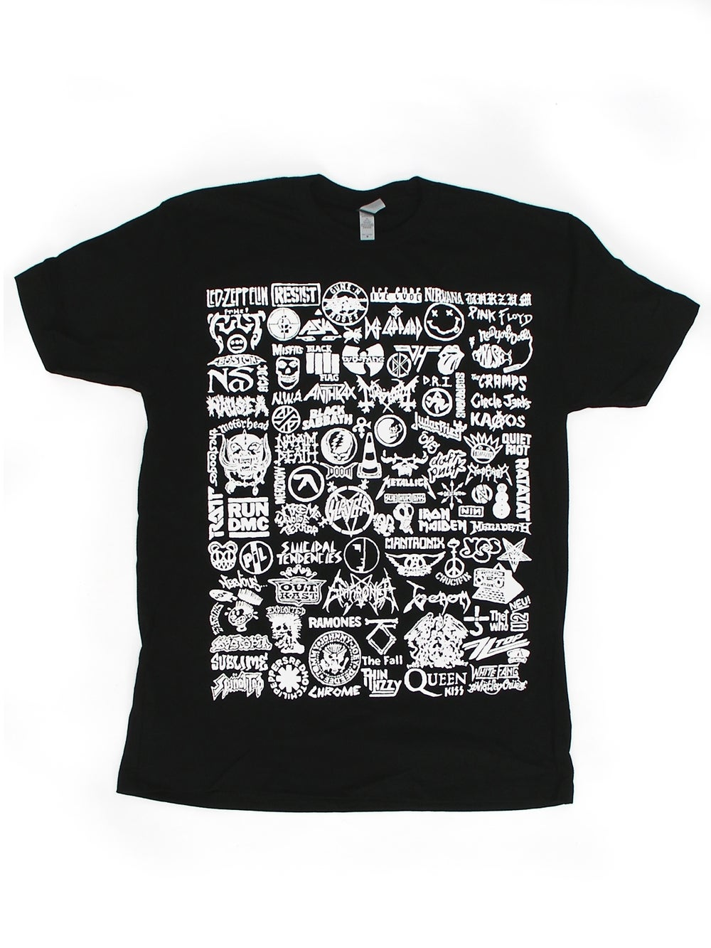 Bands T-shirt