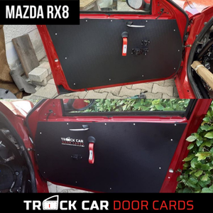 Image of Mazda RX8 Track Car Door Cards
