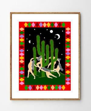 Image of La Danza III Fine Art Print