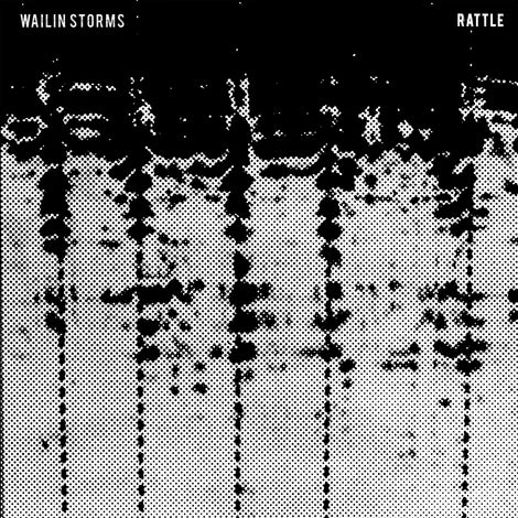 Image of Wailin Storms - Rattle LP