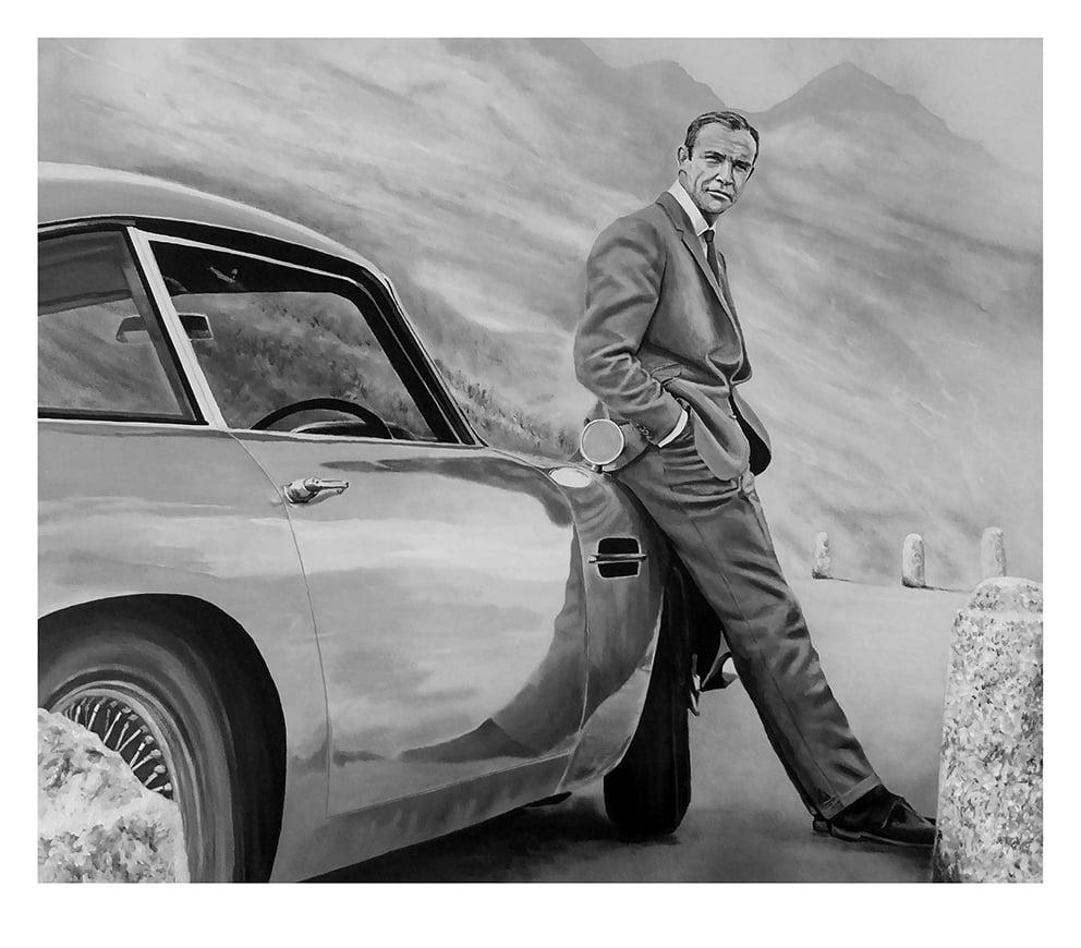 Image of James Bond Goldfinger