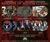 Image of Classics Death Metal CD's-re-press-ALTAR,SEPSISM,GORETRADE-Pre-Order !
