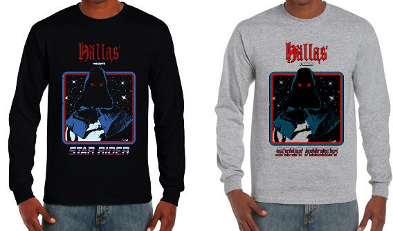 *NEW* STAR RIDER LONGSLEEVE SHIRT