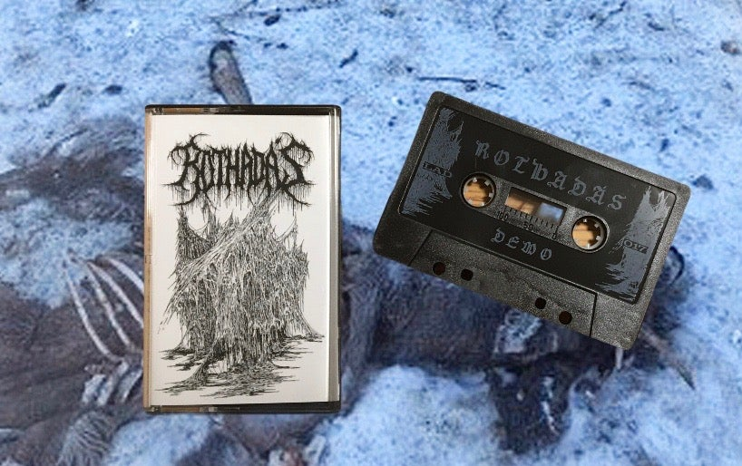 Image of Rothadás - Demo 2019