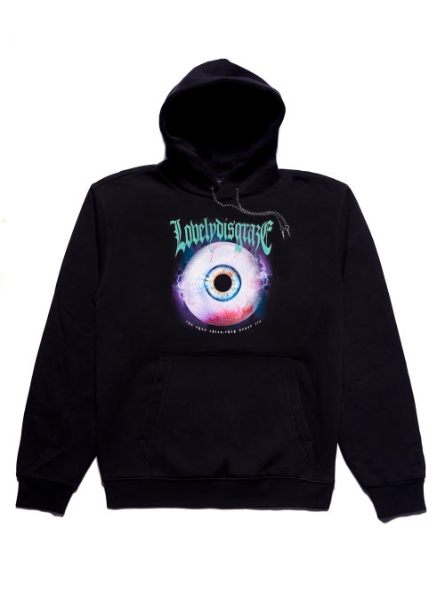 Image of THE EYES CHICO, THEY NEVER LIE HOODIE