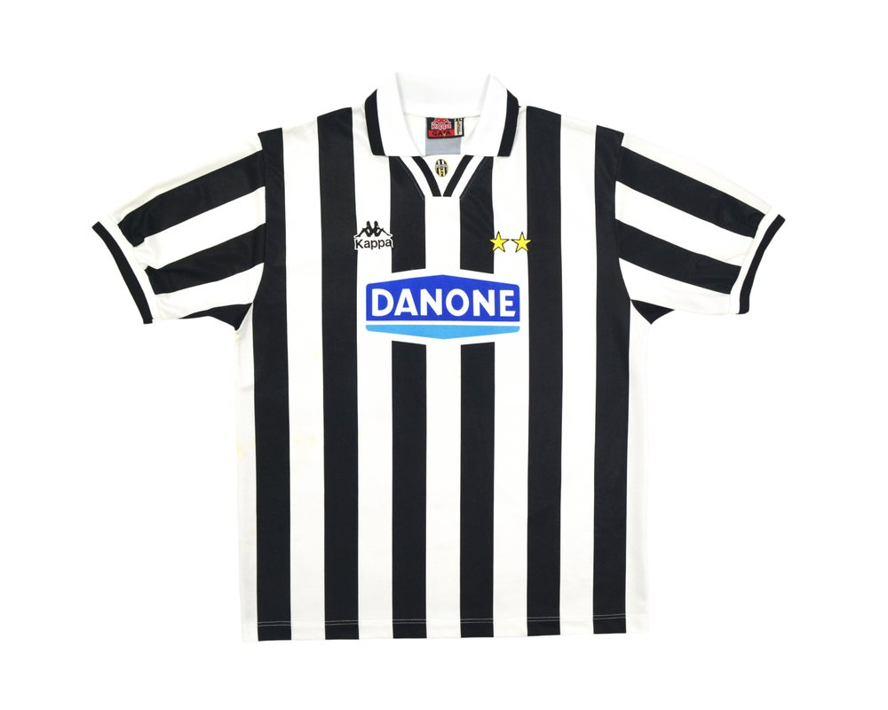 Image of 1994-95 Kappa Juventus Home Shirt XL