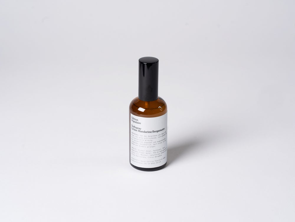 Image of Duftspray Bergamotte/grüne Mandarine
