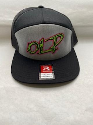 Image of OLP Hat (Arch Snapback Trucker)