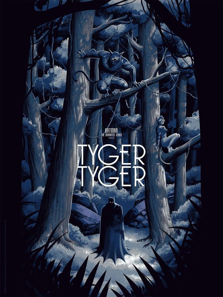 Image of TYGER TYGER (variant)