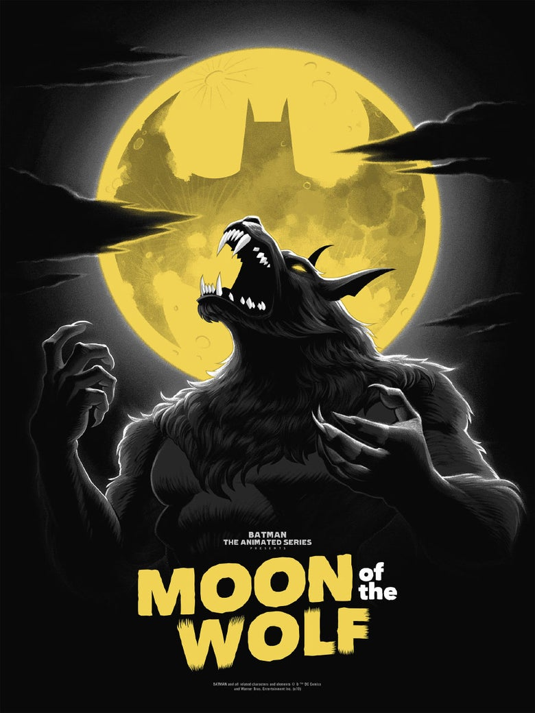 Image of MOON OF THE WOLF (variant)