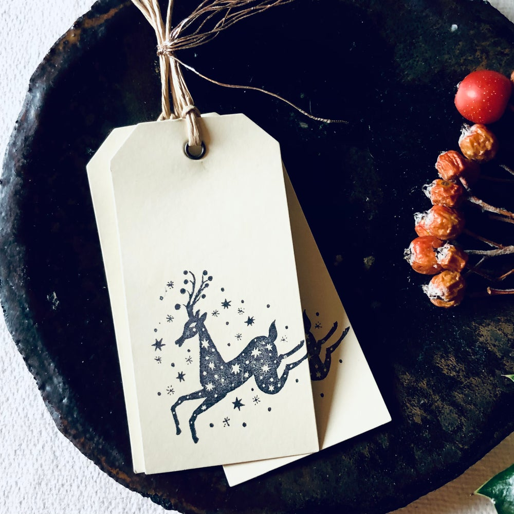 Image of Mother Deer Gift Tags