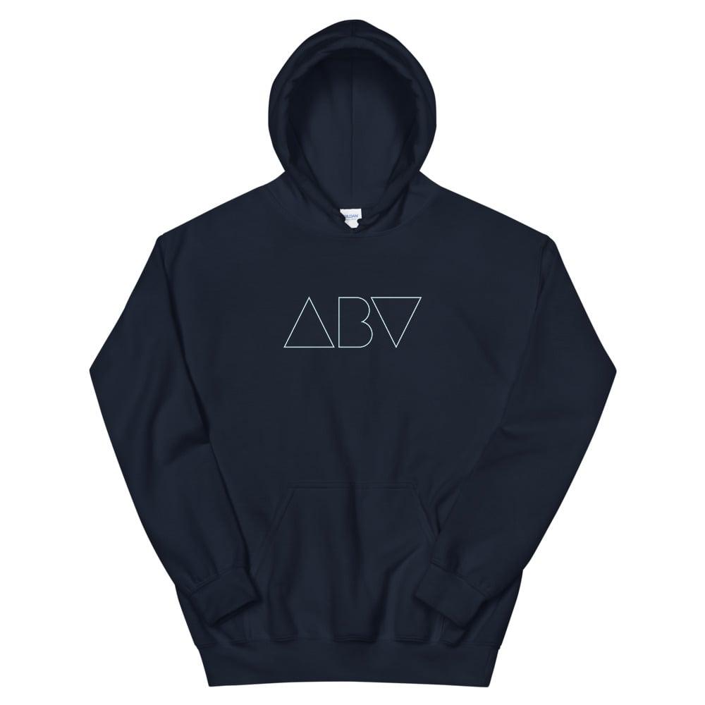Image of ABV Logo Hoodie - Navy