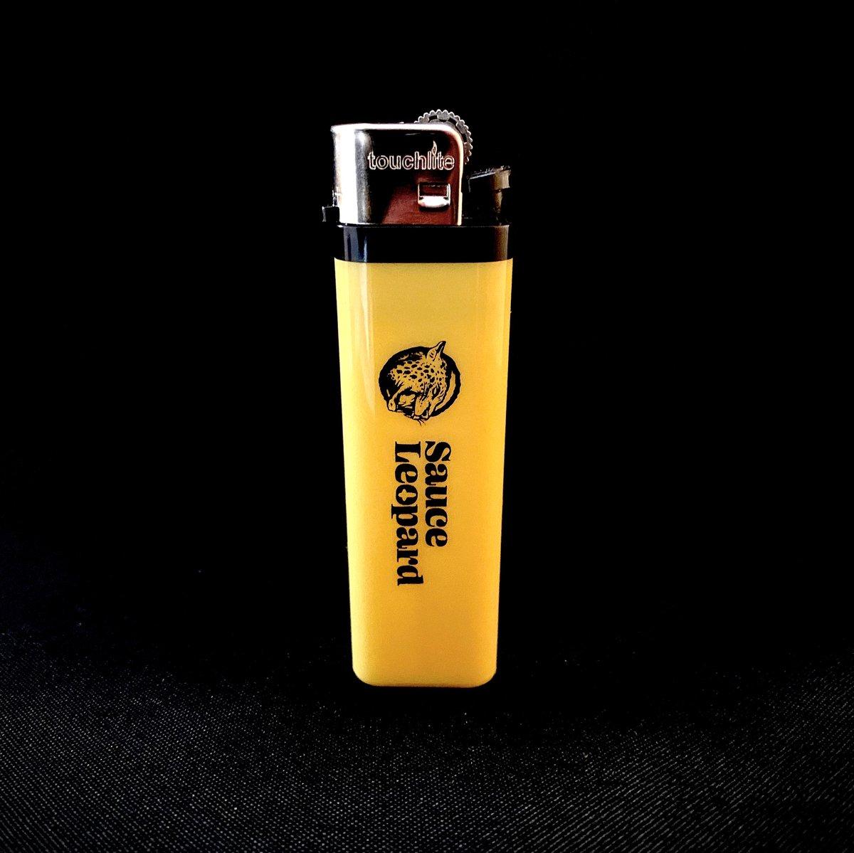 Image of Sauce Leopard Lighter