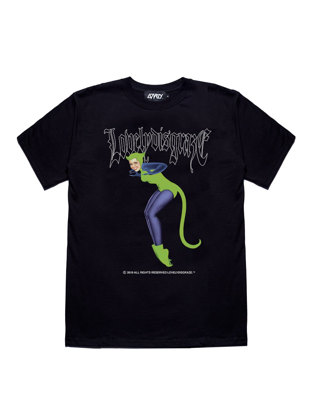 Image of DEMONIA TEE