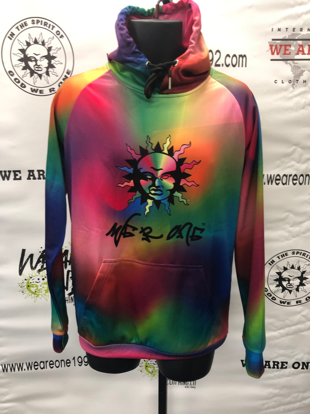 Image of SUBLIMATION HOODY