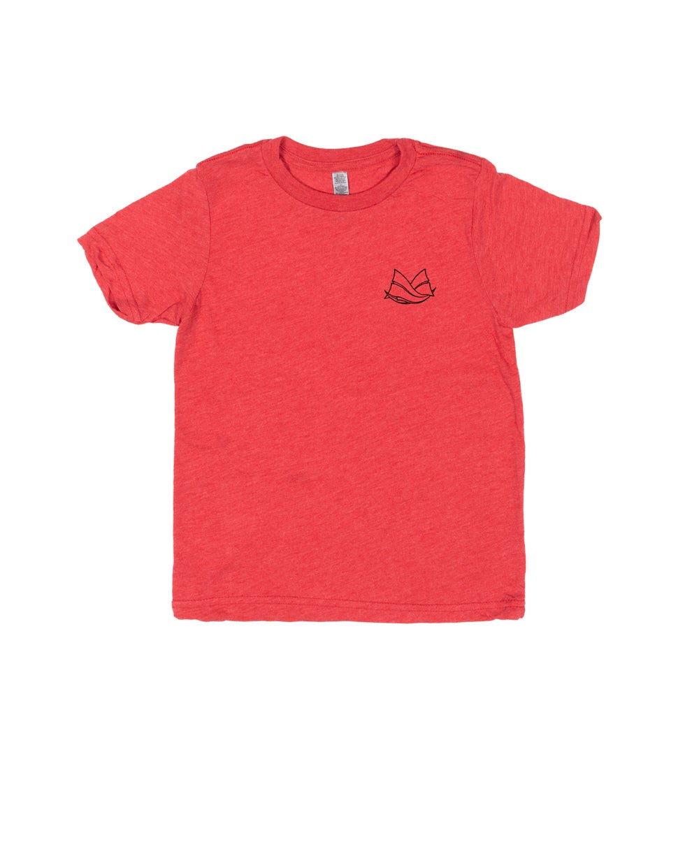 Image of Avive_Planes Kids tee