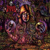 "Image of HEADLESS EYES ""Horripilations"" CD"
