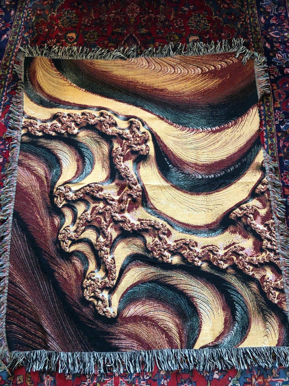 Blanket Sample #25