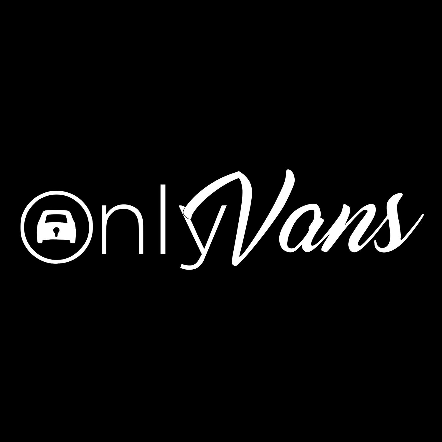 Image of OnlyVans Banner