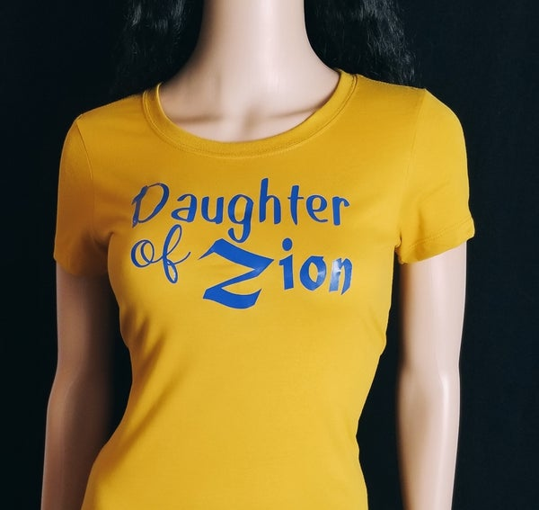 Image of Daughter of Zion 4